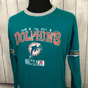 reputable site 72627 7a2c9 Men's Men's Nfl Dolphins Apparel | Poshmark
